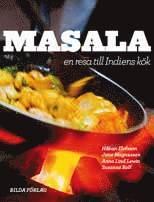 bokomslag Masala : en resa till Indiens kök