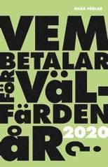 bokomslag Vem betalar för välfärden år 2020?
