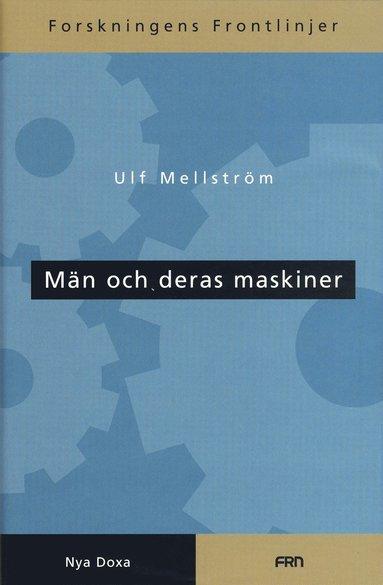 bokomslag Män och deras maskiner