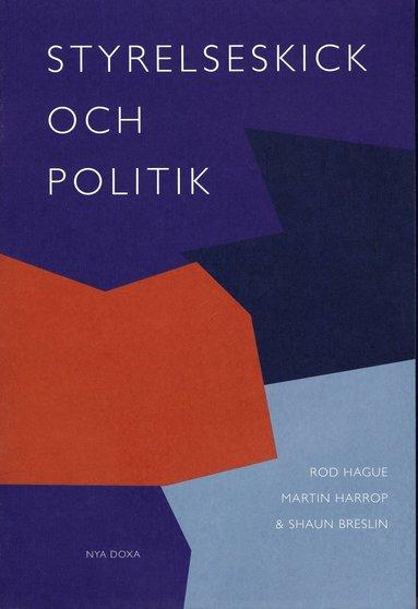 bokomslag Styrelseskick och politik