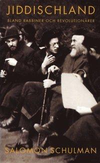 bokomslag Jiddischland : bland rabbiner och revolutionärer