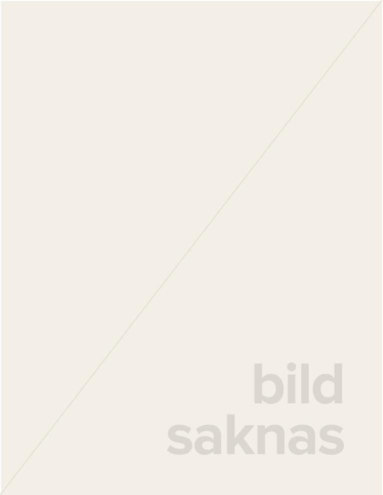 Åkersjön-Kall fjällkartan : 1:100000