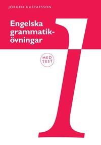 bokomslag Engelska grammatikövningar 1