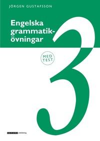 bokomslag Engelska grammatikövningar 3
