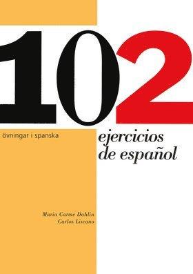 bokomslag 102 ejercicios de espanol