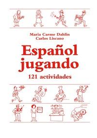 bokomslag Espanol jugando