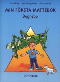 bokomslag Min första mattebok - Begrepp