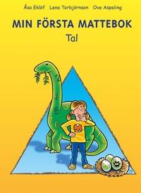 bokomslag Min första mattebok - Tal