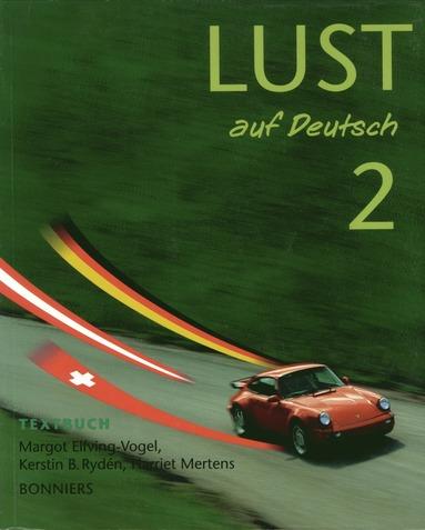 bokomslag Lust auf Deutsch 2 Textbok