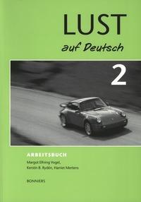 bokomslag Lust auf Deutsch 2 Arbetsbok