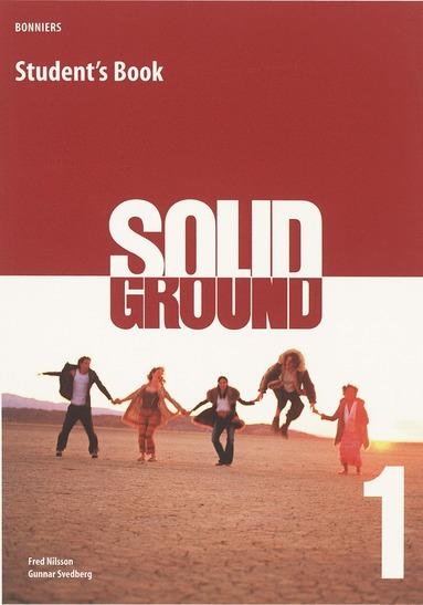 bokomslag Solid Ground 1 Student's Book inkl. ljud