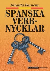 bokomslag Spanska verbnycklar