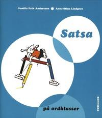 bokomslag Satsa på ordklasser