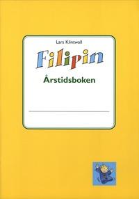 bokomslag Filipin Årstidsboken