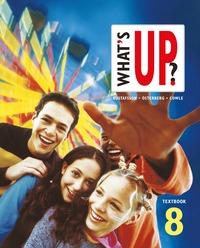 bokomslag What's up? åk 8 Textbok inkl. ljudfiler, elevwebb