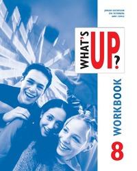 bokomslag What's up? år 8 Övningsbok