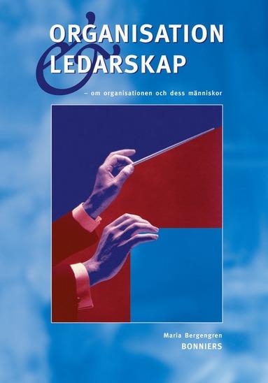 bokomslag Organisation och ledarskap Faktabok
