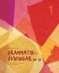 bokomslag Grammatikövningar för sfi. D. 1, Kurs B och C