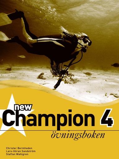 bokomslag New Champion. 4, Övningsboken