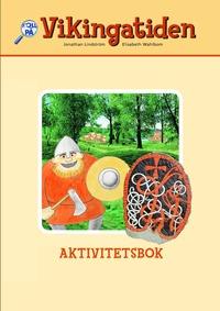 bokomslag Vikingatiden. Aktivitetsbok