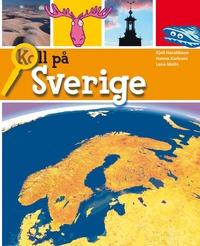 bokomslag Koll på Sverige år 4 Elevbok