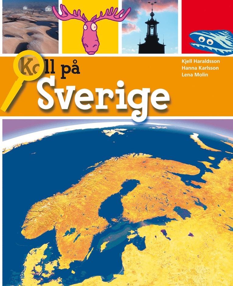 Koll på Sverige år 4 Elevbok 1