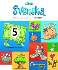Zoom Svenska Grundbok år 5