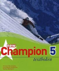 bokomslag New Champion 5 Textboken