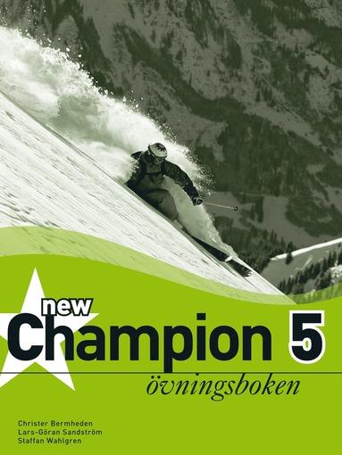 bokomslag New Champion 5 Övningsboken