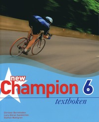bokomslag New Champion 6 Textboken