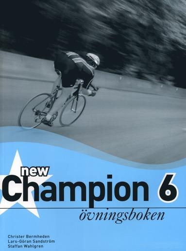 bokomslag New Champion 6 Övningsboken