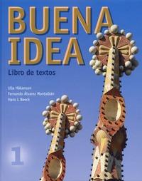 bokomslag Buena idea 1 Libro de textos inkl. ljudfiler för eleven