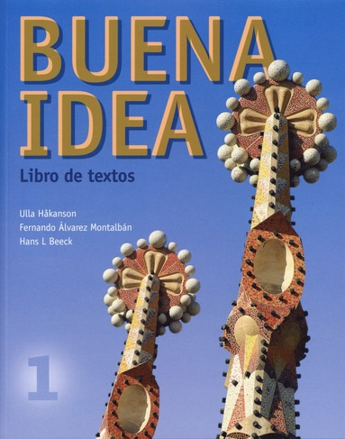 bokomslag Buena idea 1 Libro de textos inkl. ljudfiler eleve