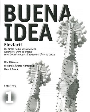 bokomslag Buena idea 1 Elevfacit