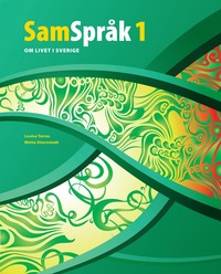 bokomslag SamSpråk 1 Textbok