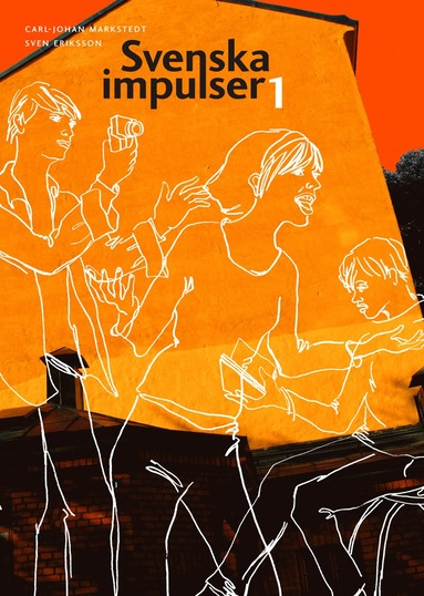 bokomslag Svenska impulser 1, första upplagan