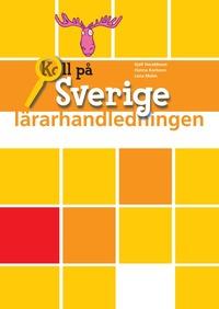 bokomslag Koll på Sverige år 4 lärarhandledning