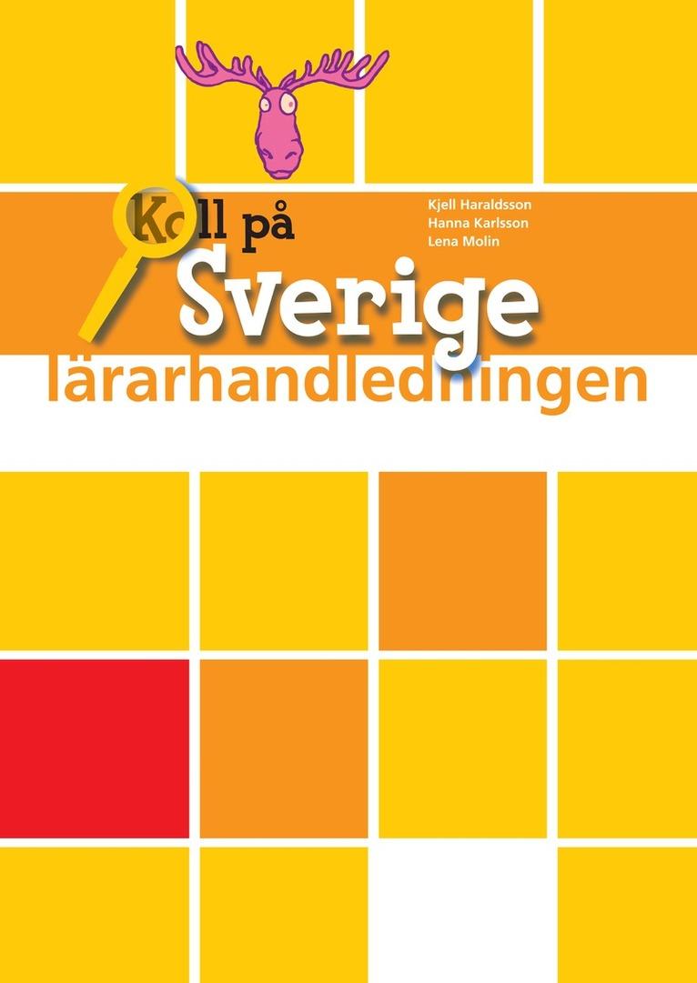 Koll på Sverige år 4 lärarhandledning 1