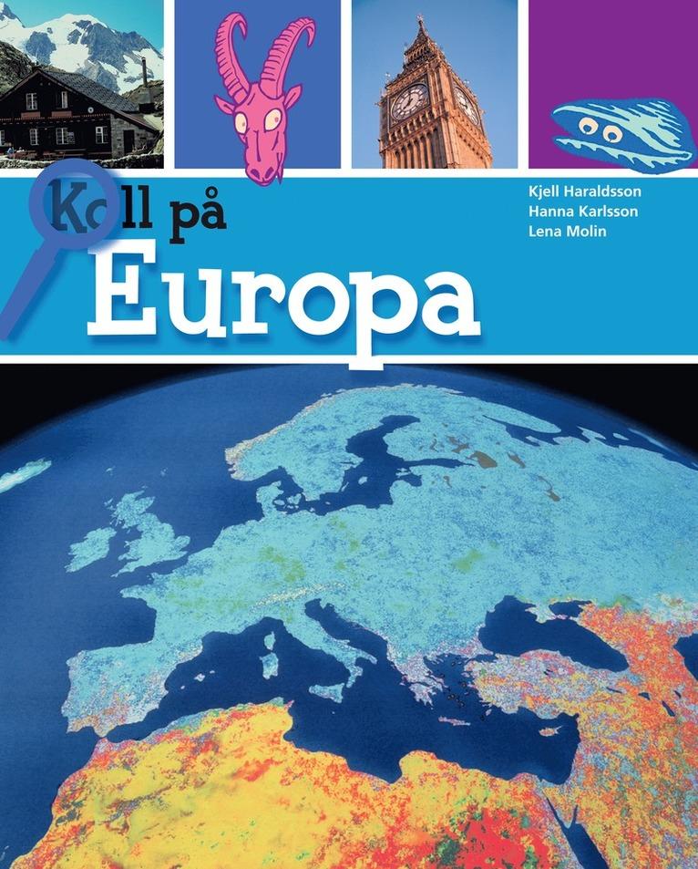 Koll på Europa år 5 Elevbok 1