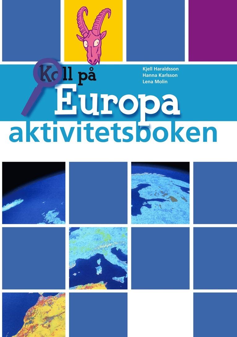 Koll på Europa  År 5 aktivitetsbok 1