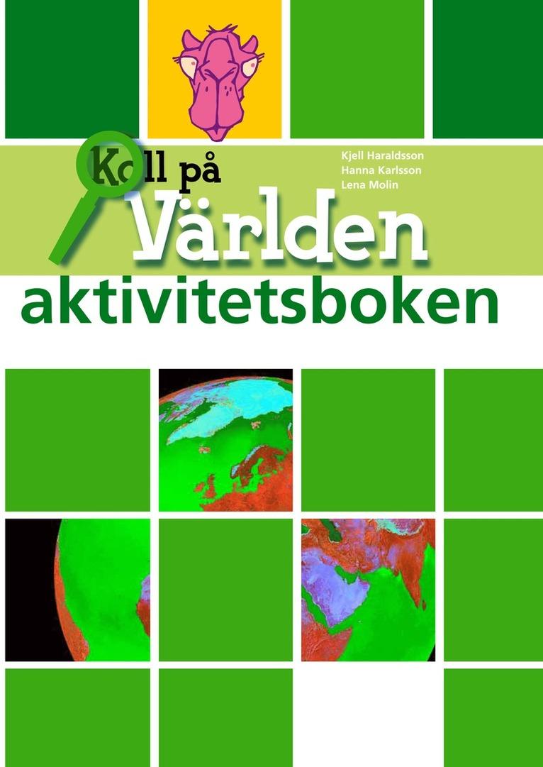 Koll på världen år 6 aktivitetsbok 1