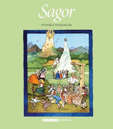 bokomslag Sagor : svenska folksagor