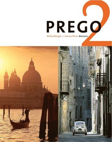 bokomslag Prego 2 Allt i ett-bok inkl. ljudfiler för eleven
