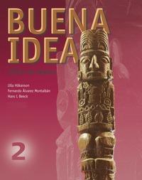 bokomslag Buena idea 2 Libro de textos inkl. ljudf