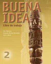 bokomslag Buena idea 2 Libro de trabajo