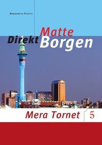 bokomslag Matte Direkt Borgen 5 Mera Tornet Fördjupningshäfte