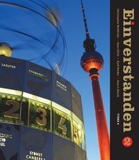 bokomslag Einverstanden 2 Allt i ett-bok inkl. ljudfiler för eleven