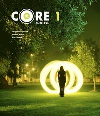 bokomslag Core English 1 Allt i ett-bok inkl. ljudfiler och elevwebb