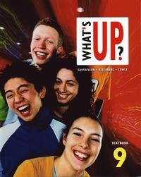 bokomslag What's up? åk 9 Textbok inkl. ljudfiler, elevwebb