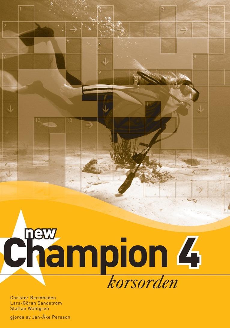 New Champion 4 Korsorden 1
